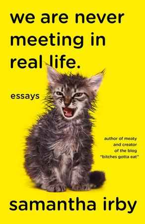 We Are Never Meeting in Real Life.