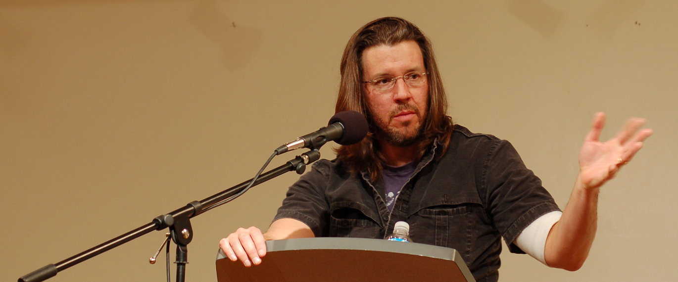 "good people by david foster wallace essay • david foster wallace's ""good people"" (149-155)the book being used is the norton introduction to literature (portable eleventh edition) by: kelly j mays."