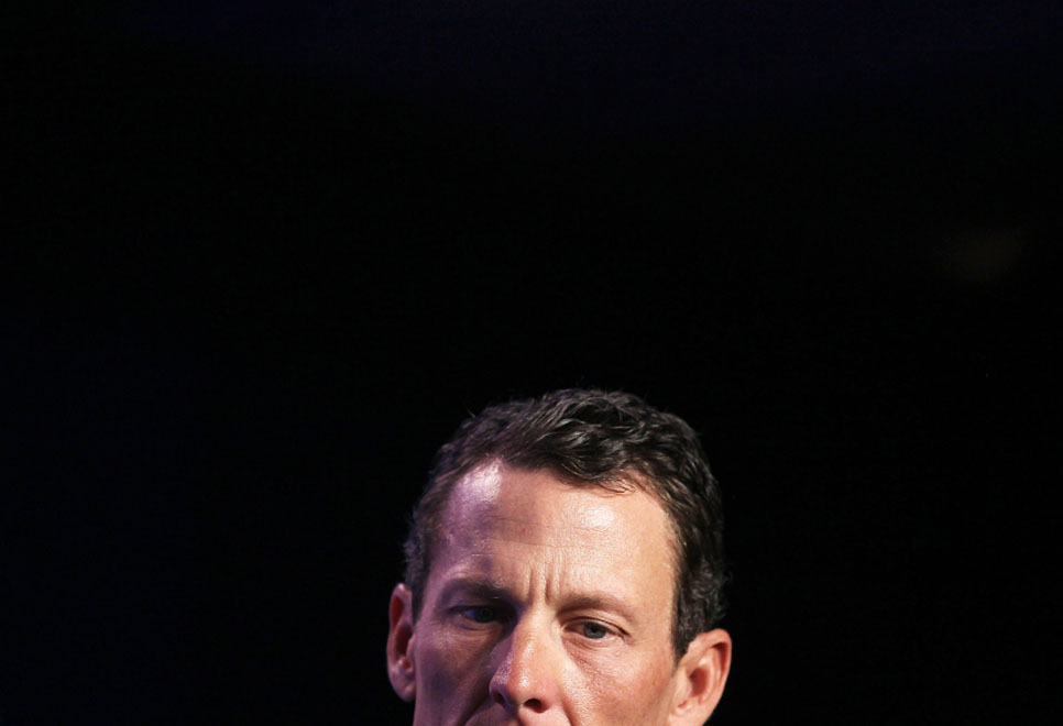 Lance armstrong essay