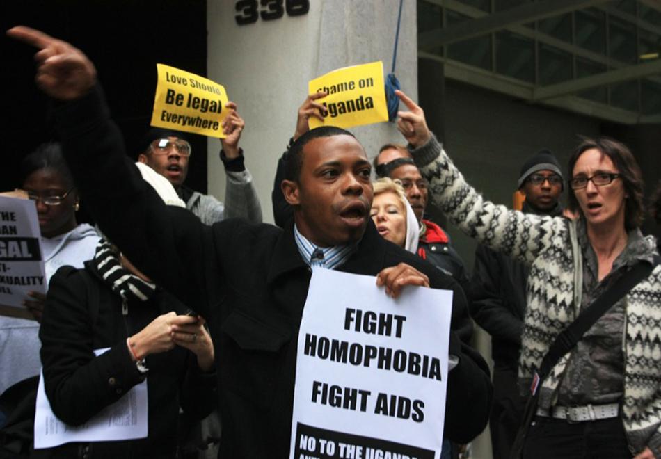 Uganda anti-gay bill close to becoming law   US & Canada
