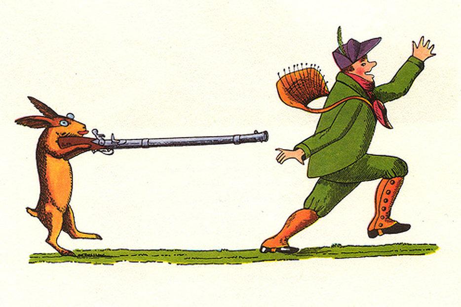   Image from Der Struwwelpeter