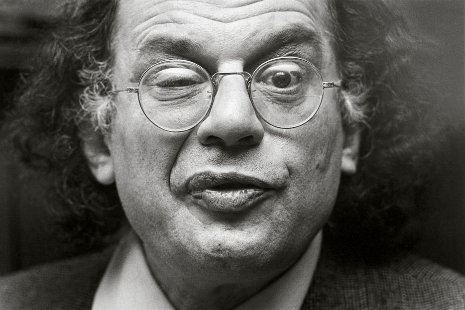 ||Allen Ginsberg