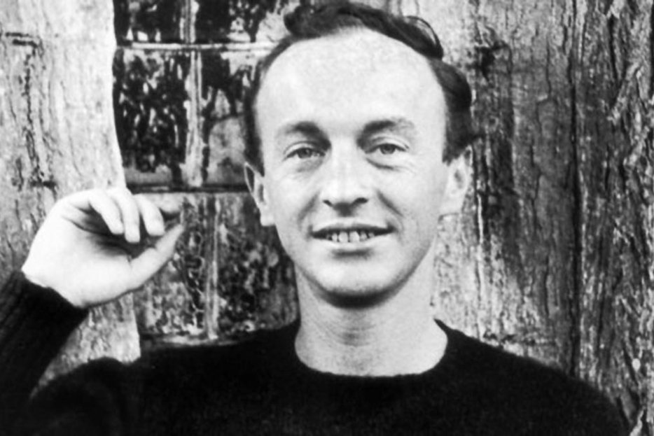 | Frank O'Hara, the poet who would've rather been a painter.