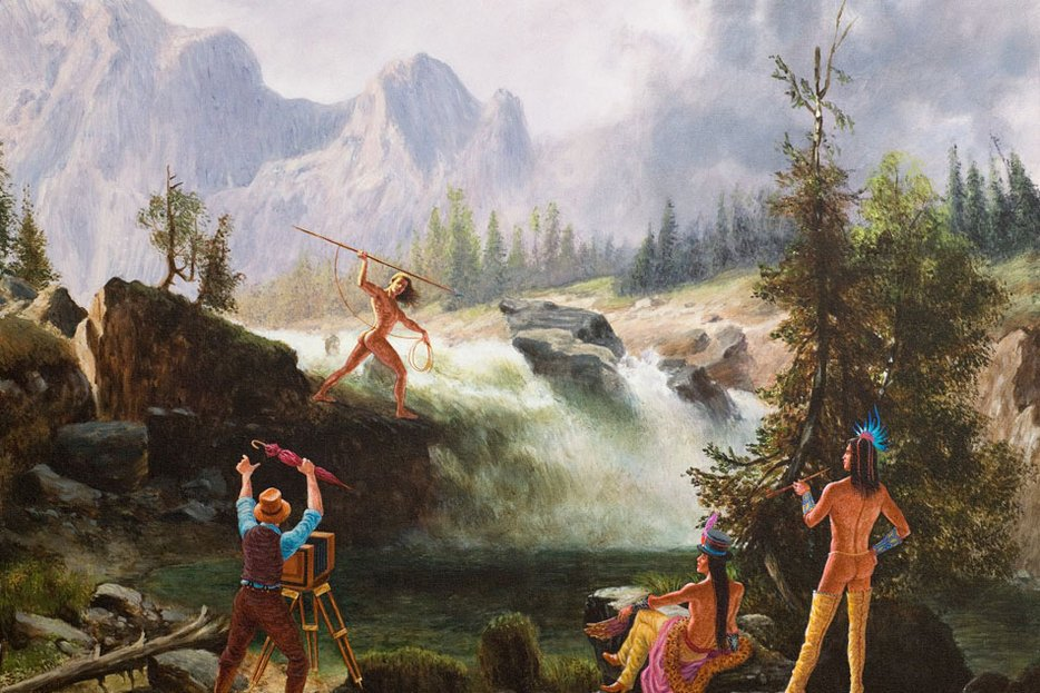 ||Kent Monkman, Treason of Images