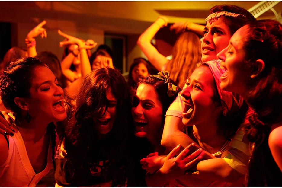 The New Daughters of Bollywood   Hazlitt