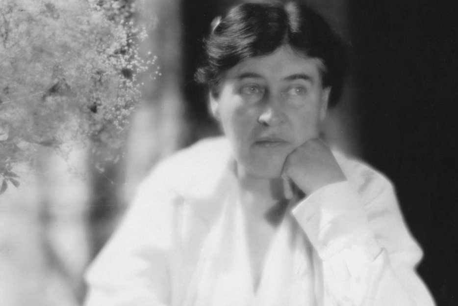 writer cather A few notable women writers of the 20th century who are worth remembering, even if they're not that well known  willa cather: the writer and her world.