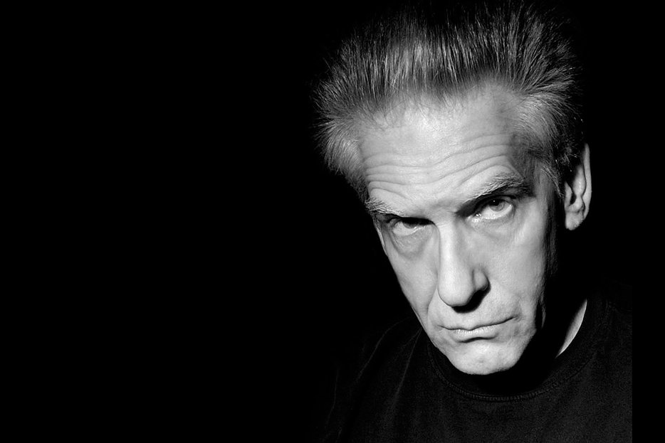 Image result for cronenberg black and white