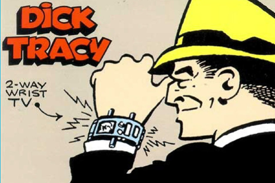 Chester gould dick tracy
