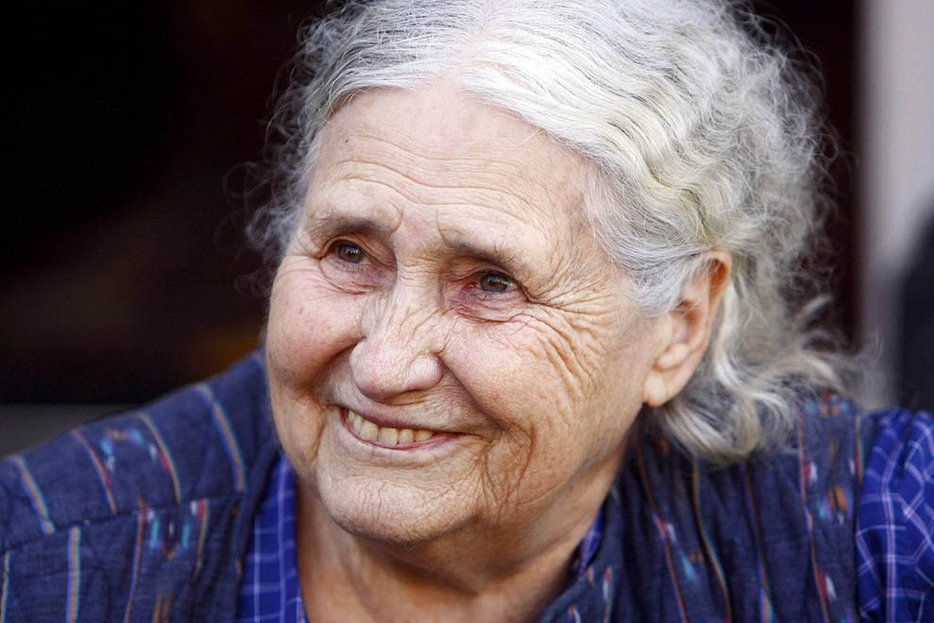 ||Doris Lessing, via Ouest-France