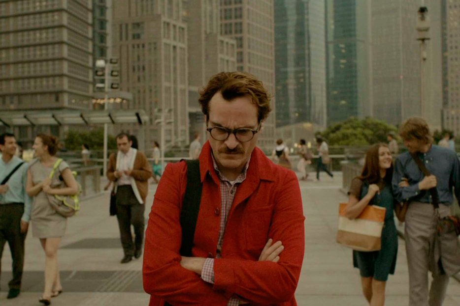 Lonely Palette: The Economy of Colour in Spike Jonze's Her ...
