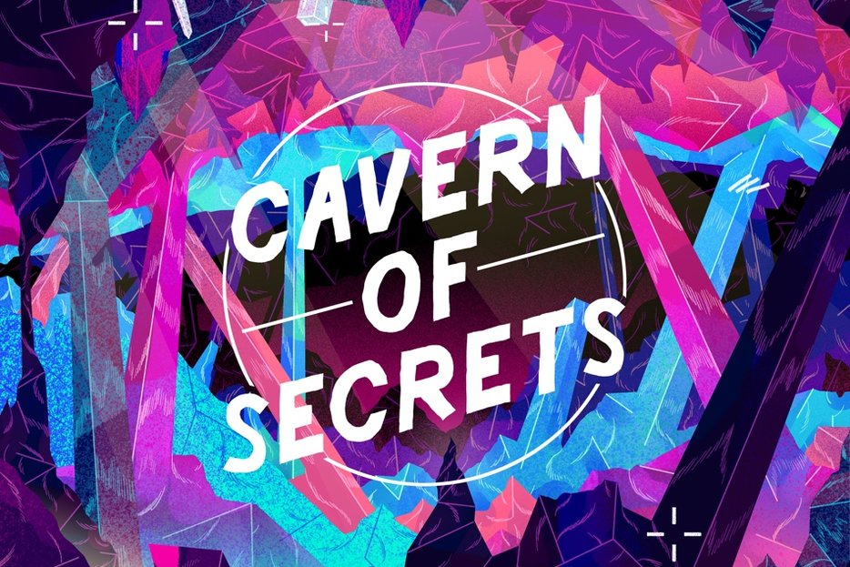 Banner for Cavern of Secrets Podcast