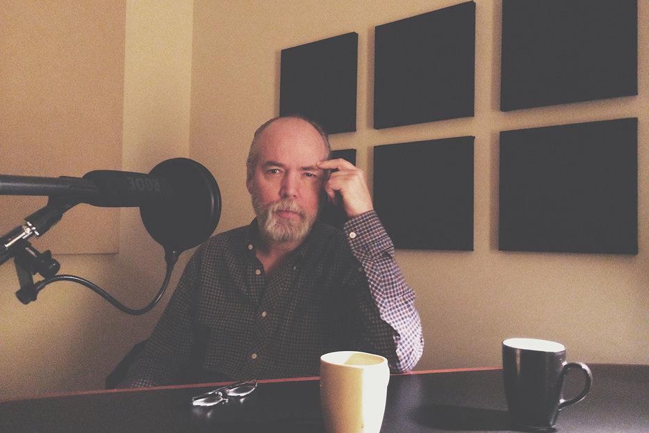 Author Douglas Coupland|Photo of author Douglas Coupland|photographed by Matthew Braga.