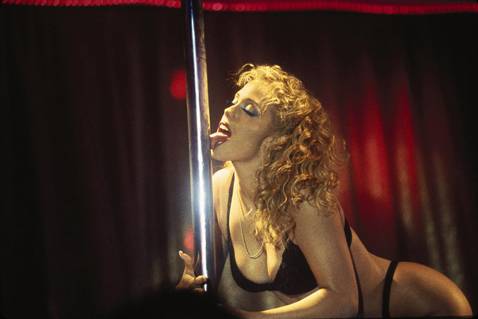 Nude lap dance video showgirls