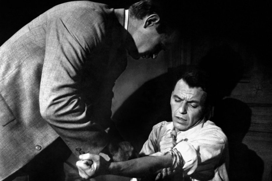 || Frank Sinatra in The Man With the Golden Arm