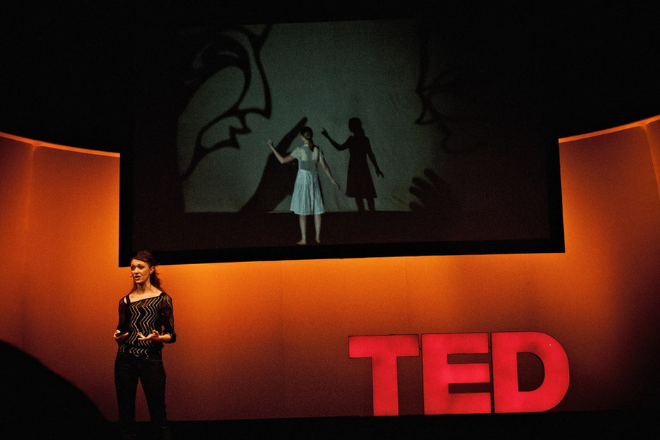 ||2012 TED Fellow Christine Marie
