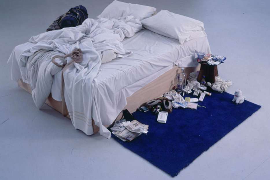 ||My Bed, Tracey Emin (1998)