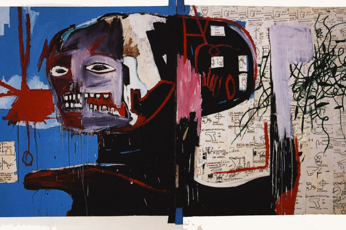 ||Jean-Michel Basquiat, La Colomba