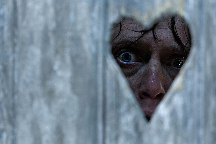   A scene from from Morten Tyldum's film adaptation of Jo Nesbo's novel Headhunters
