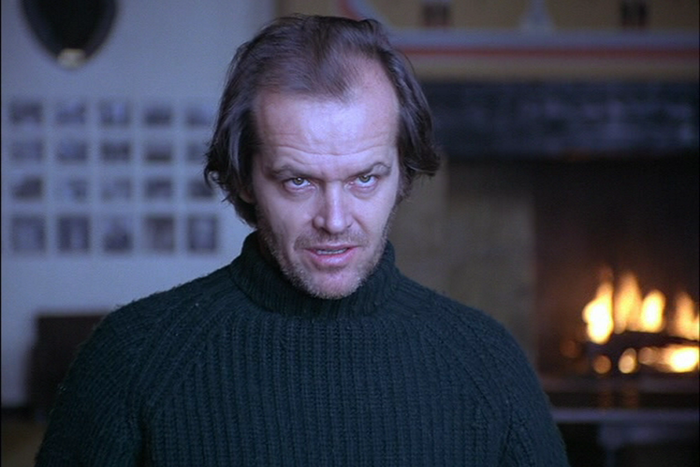 | Image from Stanley Kubrick's The Shining