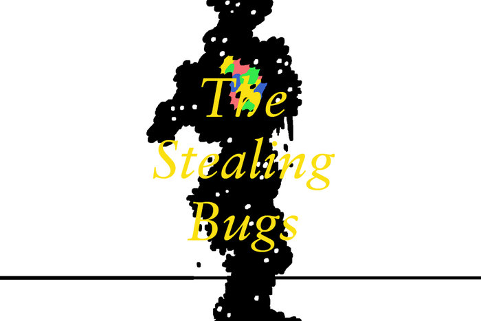 Banner for The Stealing Bugs by Michael DeForge for Hazlitt Magazine