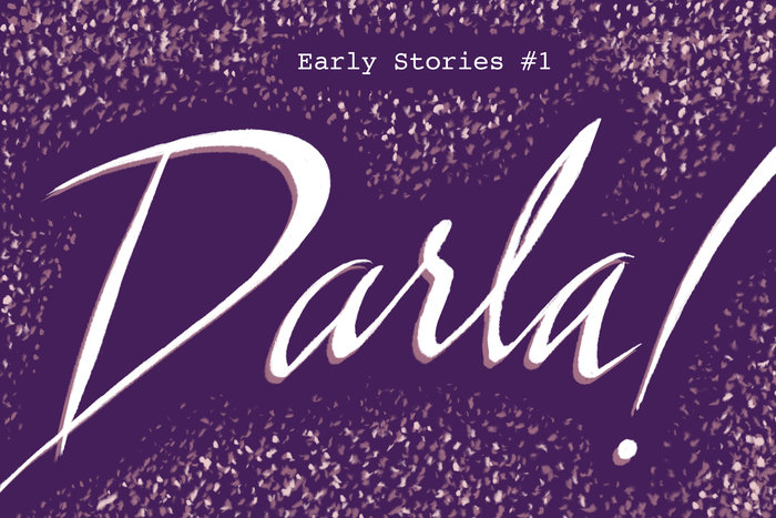 Banner for Early Stories, Part 1 by Jillian Tamaki