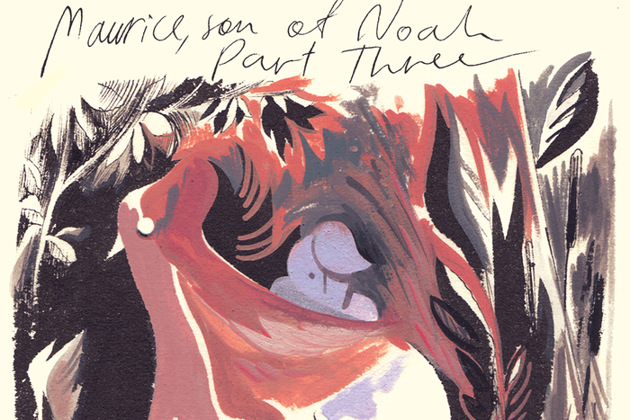 Banner for Maurice, Son of Noah Part 3 by Roman Muradov for Hazlitt