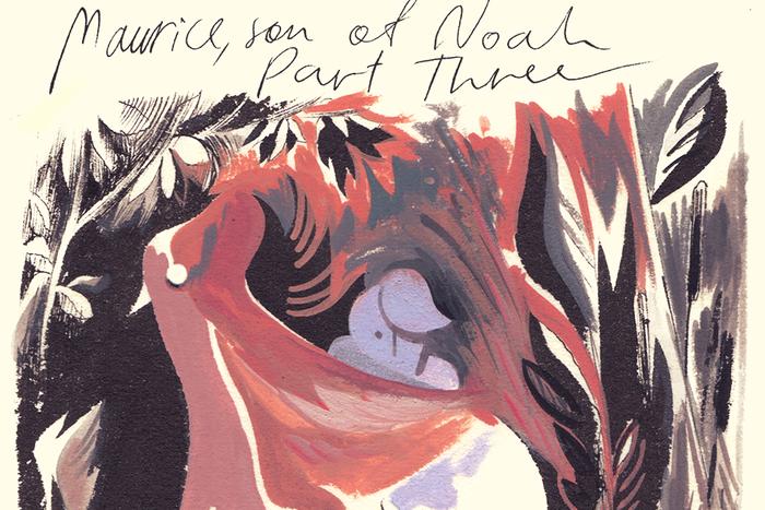 Banner for Maurice, Son of Noah Part 3 by Roman Muradov for Hazlitt