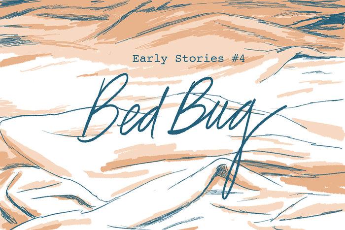 Banner for Early Stories Pt. 4 by Jillian Tamaki for Hazlitt