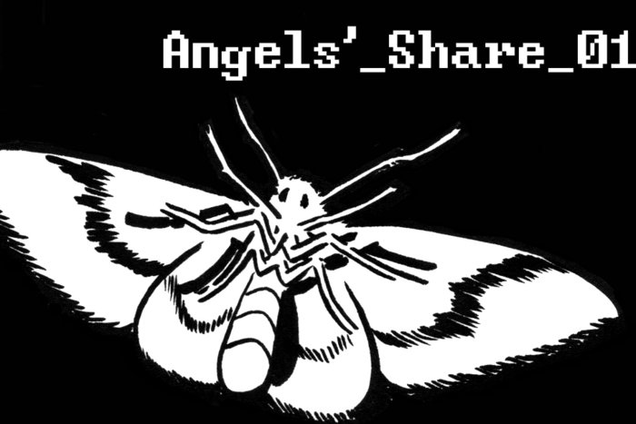 Banner for Angels' Share Part 1 by Kris Mukai for Hazlitt