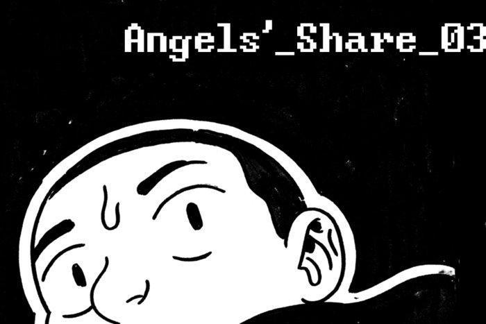 Angel's Share Pt. 3 by Kris Mukai