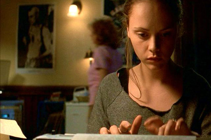 | | Christina Ricci in the film adaptation of Elizabeth Wurtzel's Prozac Nation