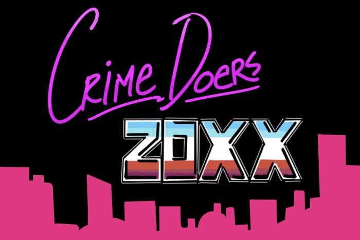 Crime Doers 20XX Banner