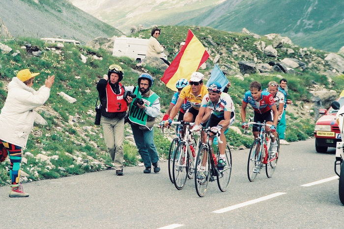 || 1993's Tour de France via Flickr user ta_do