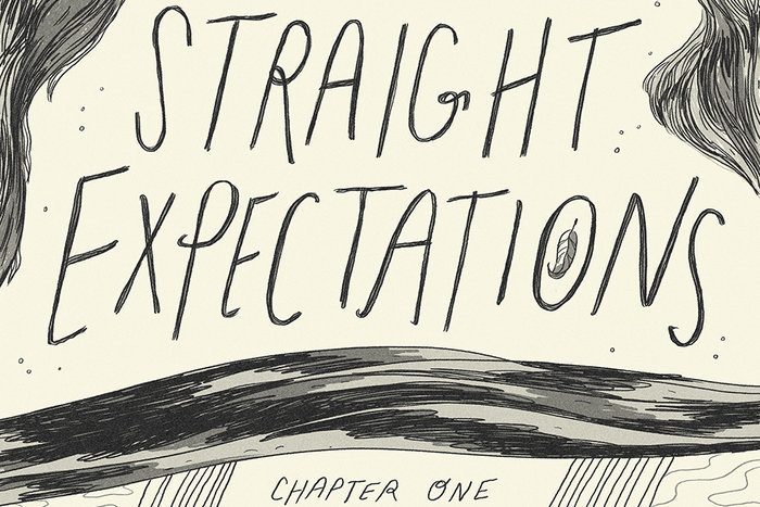 Banner for Straight Expectations part 1 for Hazlitt