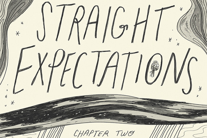 Banner for Straight Expectations Part 2 for Hazlitt