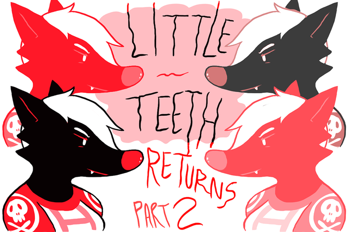 Little Teeth Returns Part 2 by Rory Frances and J Bearhat for Hazlitt