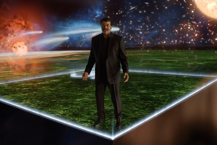 || Neil deGrasse Tyson in Cosmos: A Spacetime Odyssey