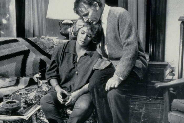 ||Elizabeth Taylor and Richard Burton in Who's Afraid of Virginia Woolf?