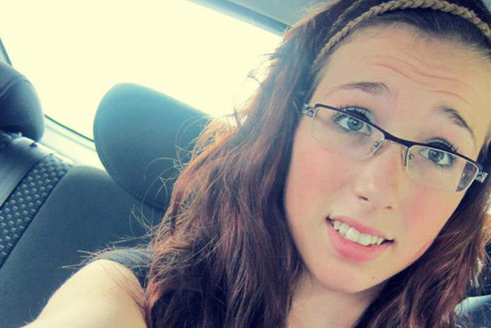 ||Image of Rehtaeh Parsons, via Facebook