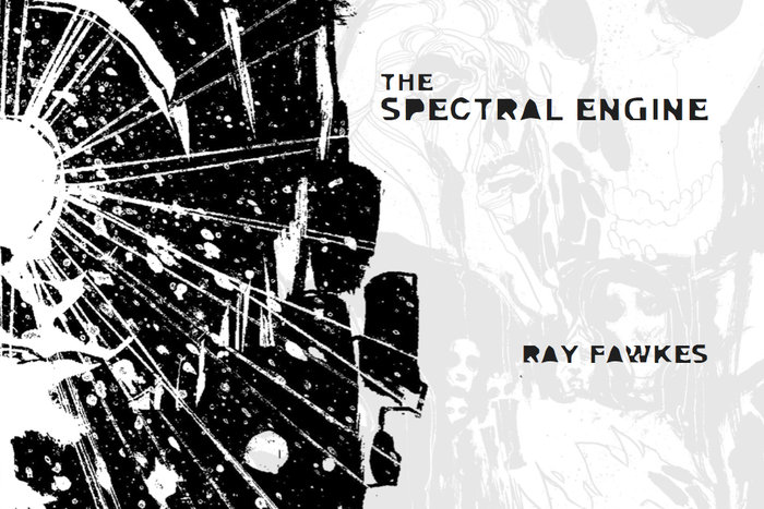 Spectral Engine comic excerpt main image