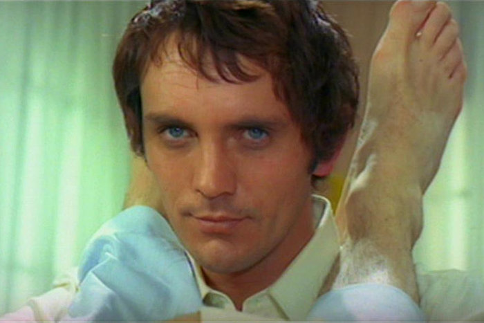 ||Terence Stamp in Pasolini's Teorema