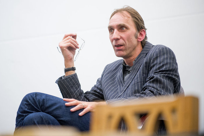 Will Self via Wikimedia Commons